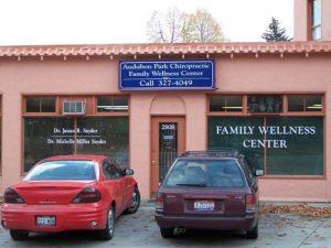 Audubon Park Chiropractic & Wellness Parking Lot