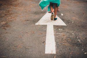 Walking backwards to help back pain