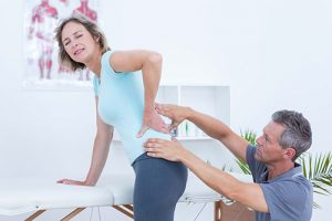 Hip or back pain