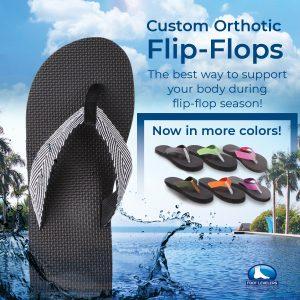 Waterproof Flip Flop